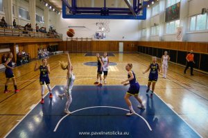 "Juniorky YOUNG ANGELS ""YELLOW"" na turnaji v Ostrave"